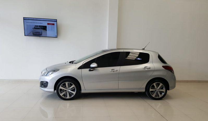 Peugeot 308 5ptas. 2.0 16v Feline Tiptronic (143cv) lleno